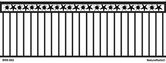 Baluster-Railing-Decorative-Starfish-BR8-002-1