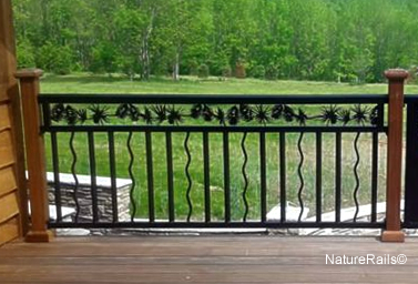 Baluster-Railing-Pine-Cone-BR8-001