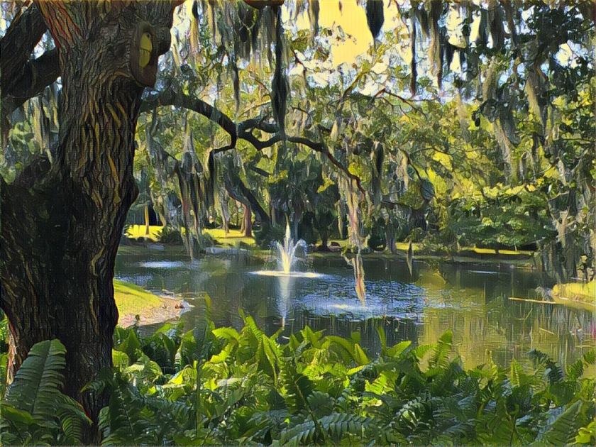 artsy-ringling-pond