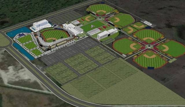 braves sports complex